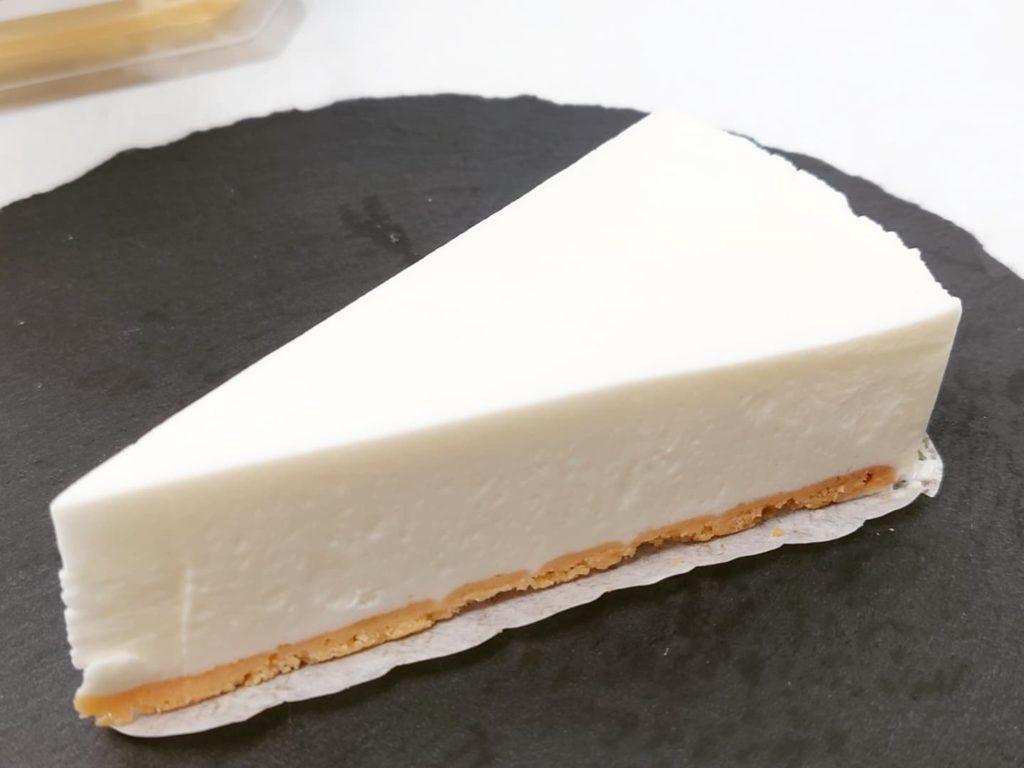 塩レアチーズケーキ&レモンチーズケーキ
