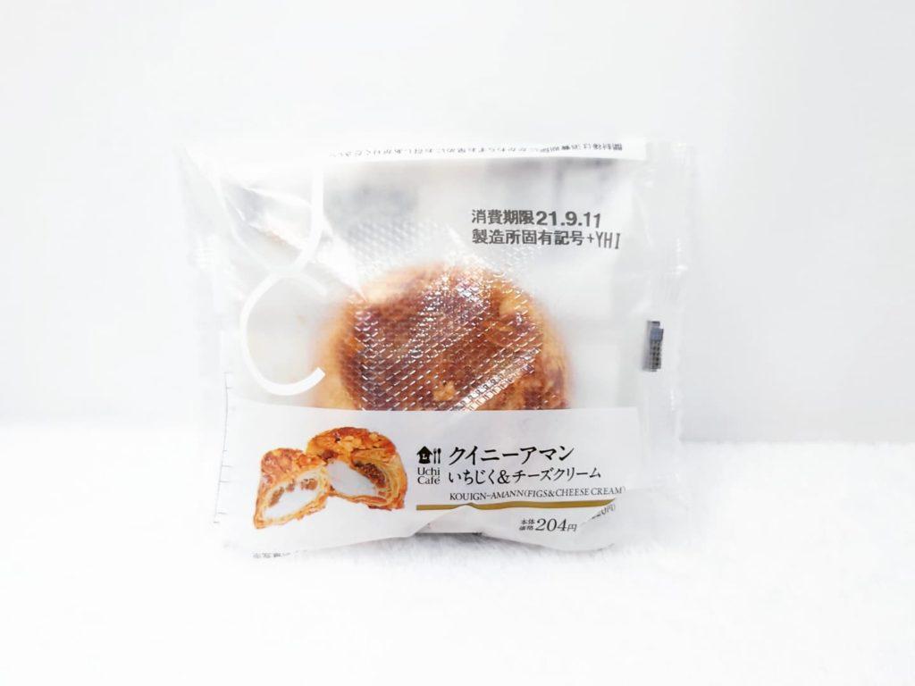 クイニーアマン いちじく&チーズクリーム